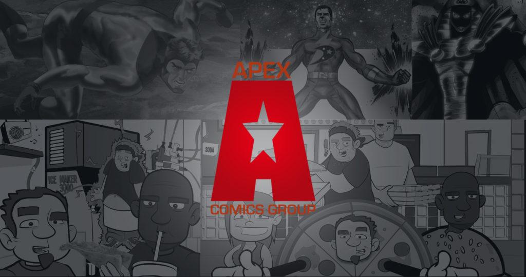 APEX COMICS GROUP is born – Apex Comics Group