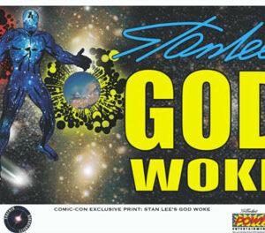 Stan Lee God Woke