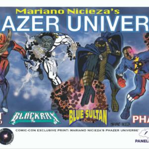 Phazer Universe – Apex Comics Group