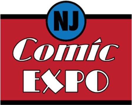 NJ Comic Expo Logo